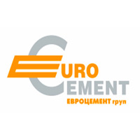 """Логотип Холдинг """"ЕВРОЦЕМЕНТ груп"""""""