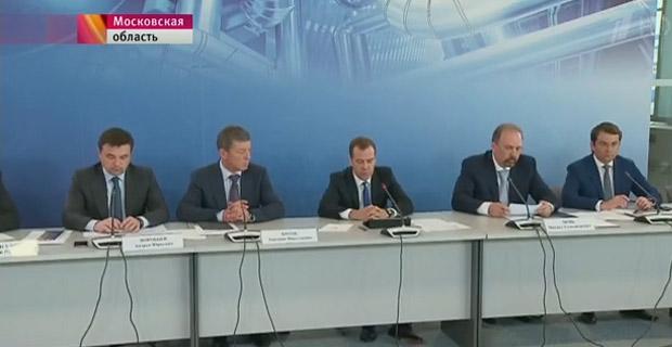 Дмитрий Медведев провел совещание, посвященное развитию сферы ЖКХ