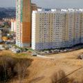 Объем ввода многоквартирных домов остался на уровне 2015 года