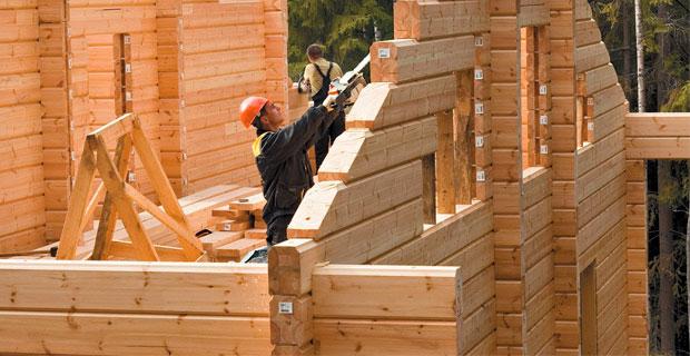 Меры государственной поддержки деревянного домостроения