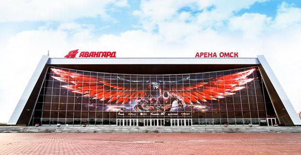 """Строительная компания обесточила спорткомплекс """"Арена-Омск"""""""