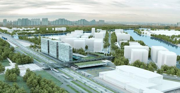 Москва ищет девелоперов для строительства восьми ТПУ