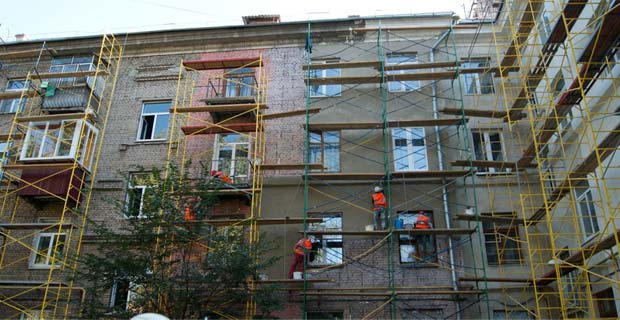 Правительство РФ одобрило законопроект о правилах капремонта