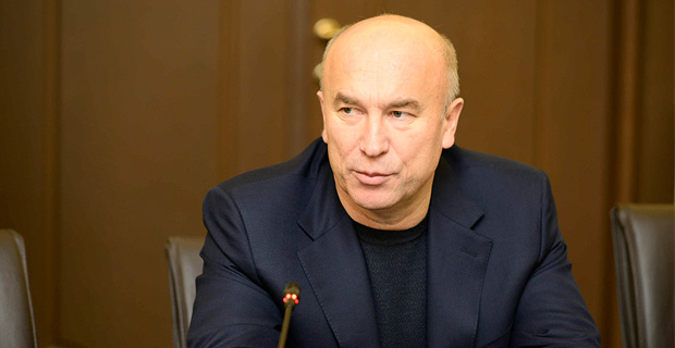 Председателем ТК 465 «Строительство» назначен Хамит Мавлияров